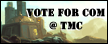 Vote for CoM on TMC!